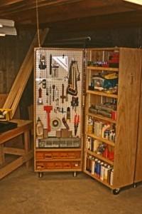 omara za orodje