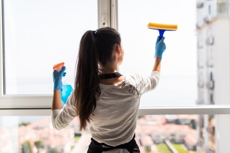 Čiščenje na domu - Do čistega doma brez skrbi
